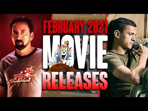(Ver Filmes) Movie releases you cant miss february 2021