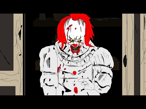(Ver Filmes) It pennywise animated short film
