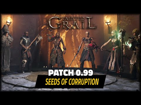 (New) Its come so far! - tainted grail conquest 2021 update