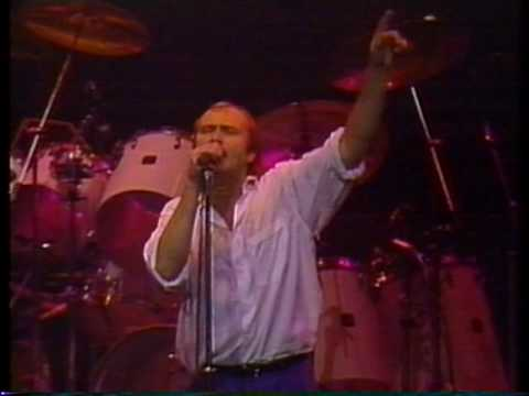 (New) Genesis - invisible touch (live 1987)