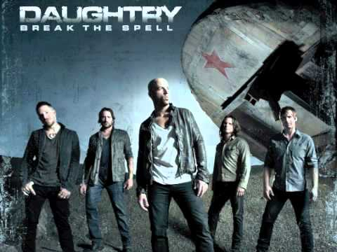 (New) Daughtry - gone too soon (official)