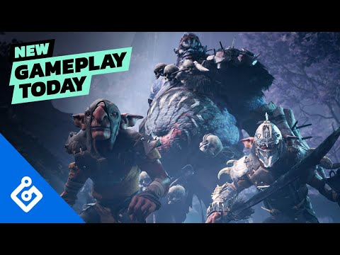 (New) Dungeons and dragons: dark alliance – new gameplay today