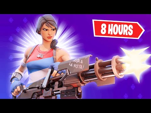 (Ver Filmes) Playing arena for 8 hours straight in champions league! (fortnite battle royale)