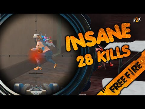 (New) [b2k] thats insane 28 kills gameplay