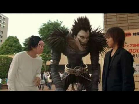 (New) Death note monster