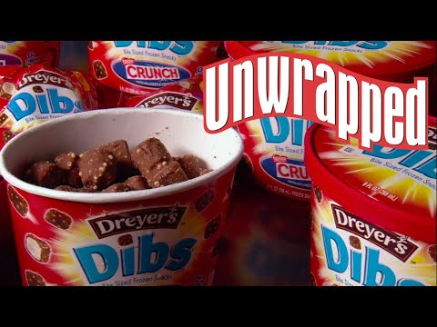 (New) Unwrapped: how dibs are made | unwrapped | food network