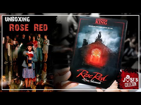 (New) Rose red - coleção stephen king volume 5