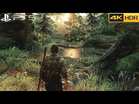 (New) The last of us remastered (ps5) 4k 60fps hdr gameplay