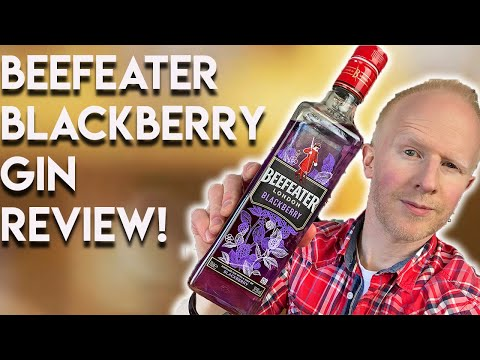 (New) Beefeater blackberry gin review!