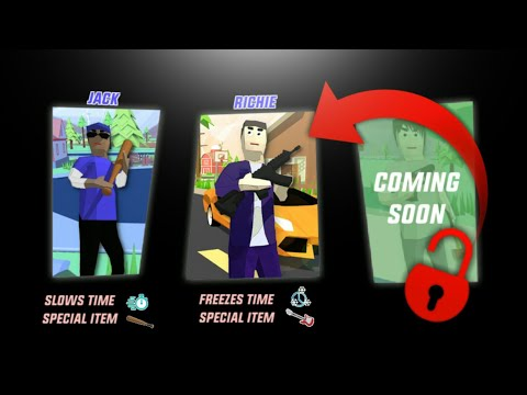 (New) How to unlock the new character richie! - dude theft wars!