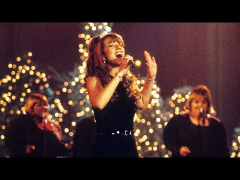 (VFHD Online) Mariah carey - all i want for christmas is you live @ st. john the devine (dubbed performance)