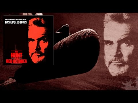 (New) The hunt for red october - complete score