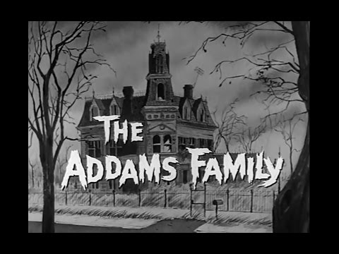 (New) The addams family opening credits and theme song