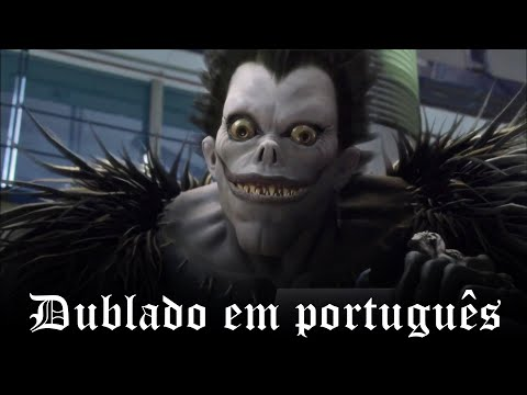 (New) Ryuk escreve o nome do light no caderno | death note 2 - o último nome (dublado)