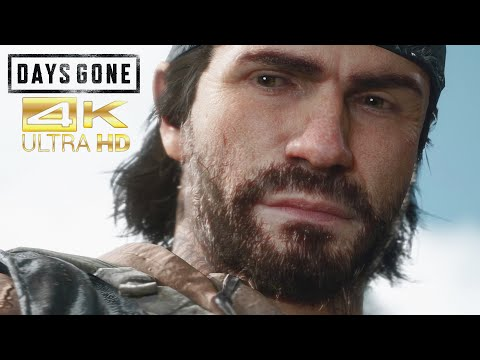 (New) How good is days gone on ps5? - playstation 5 walkthrough gameplay part 1 (4k)