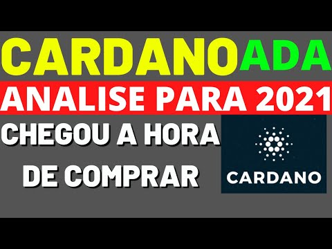 (New) Cardano (ada) vale compar analise 2021