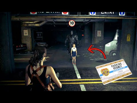 (New) What happens if you already have the keycard the first time you meet sherry?   resident evil 2