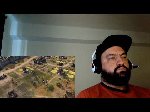 (New) Age of empires 4: first campaign and gameplay details revealed - reaction