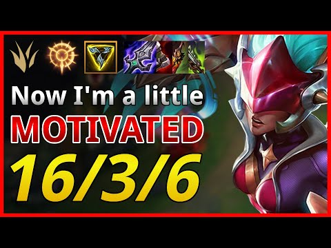 (New) This build tears people in half | veralion | ad shyvana | league of legends
