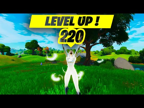 (New) 3 methods i use to level up fast in fortnite season 4 chapter 2