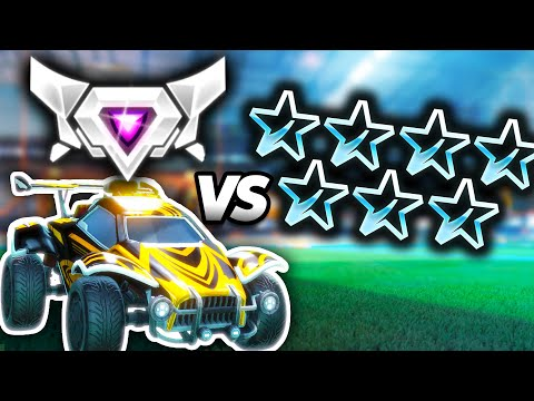 (HD) 1 supersonic legend vs. 7 platinums (the impossible challenge)