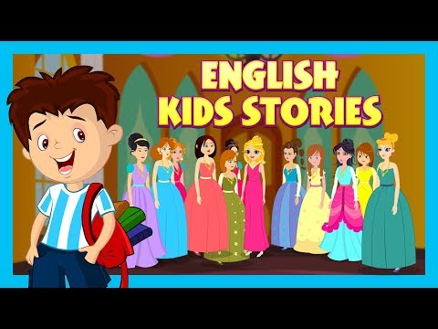 (New) English kids stories - tia and tofu english storytelling || english story series - animated stories