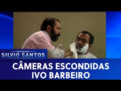 (New) Ivo barbeiro | câmeras escondidas (02 06 19)