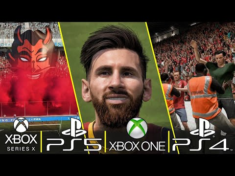 (New) All 60 new realistic features and details in fifa 21 - amazing realism and attention to detail 😱🔥!