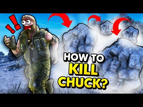 (New) Can the avalanche delete chuck norris?! (uebs   ultimate epic battle simulator funny gameplay)