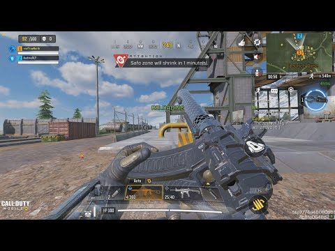 (New) Call of duty: mobile - battle royale duos gameplay (no commentary)