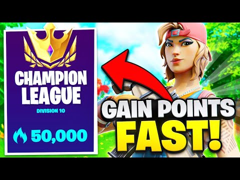 (Ver Filmes) How to gain arena points fast in season 6! (reach champs fast!) - fortnite tips e tricks