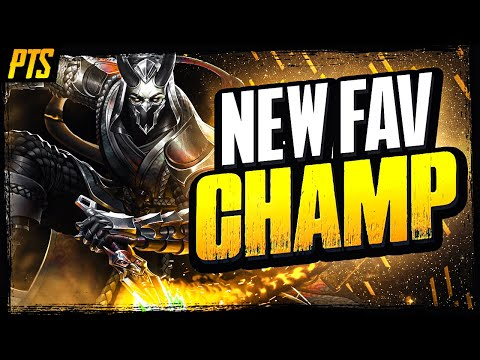 (New) Vatu: new champ is insanely fun | pts paladins gameplay