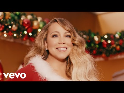 (New) Mariah carey - all i want for christmas is you (make my wish come true edition)