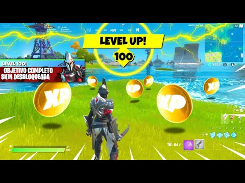 (New) Fortnite como upar rapido level 200! xp hack glitch