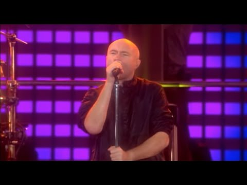 (New) Genesis - land of confusion (from when in rome 2007 dvd)