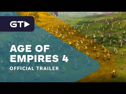 (New) Age of empires 4 - official gameplay trailer | x019