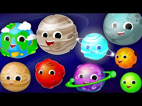 (Ver Filmes) Planets song | learn the planets | nursery rhyme | kids songs