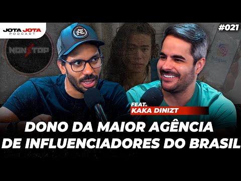 (New) Kaka diniz | jota jota podcast #021