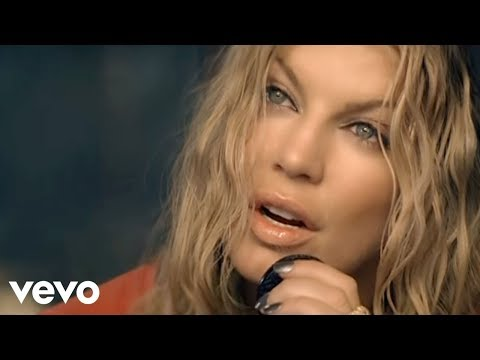 (New) Fergie - big girls dont cry (personal) (official music video)