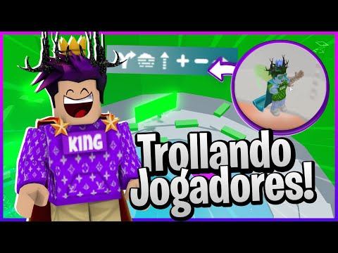 (New) 😂 trollando pessoas no roblox com robux!! - tower of hell, roblox