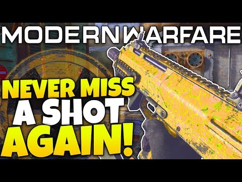 (New) How to have perfect aim! modern warfare - tips to improve your accuracy (call of duty gameplay)