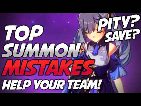 (New) Hurting your odds? summon right from now genshin impact | pity system explained | primogems