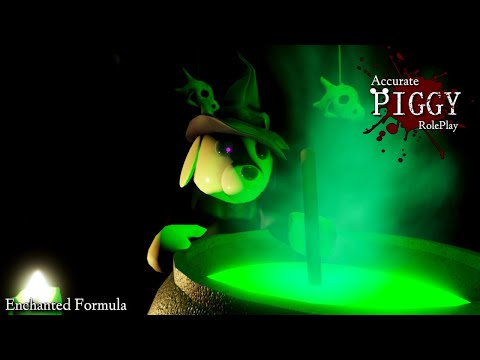 (HD) Enchanted formula (teaser) | accurate piggy roleplay | roblox