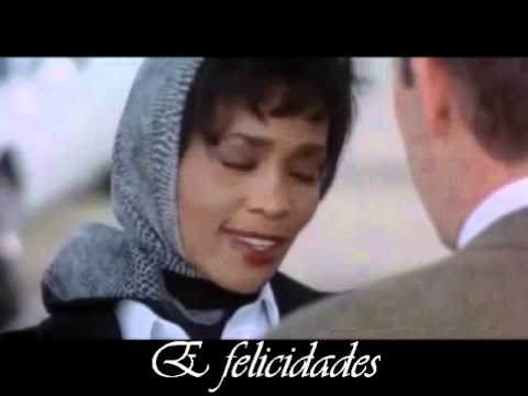 (New) Whitney houston - i will always love you - (legendado e traduzido) tema do filme o guarda- costas