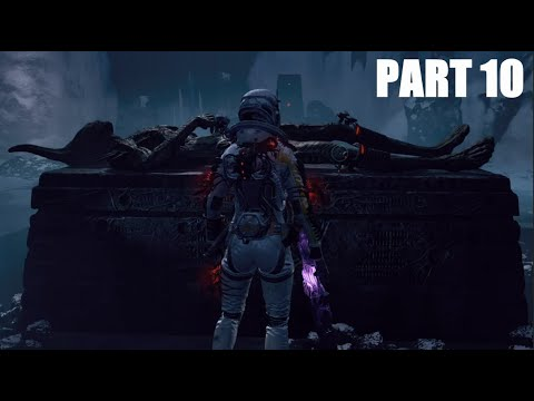 (New) Returnal ps5 walkthrough gamplay part 10 - fractured wastes