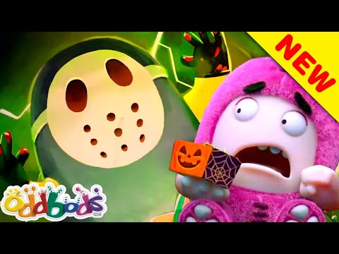 (Ver Filmes) Oddbods | halloween scariest movie | new halloween 2020 | cartoons for kids