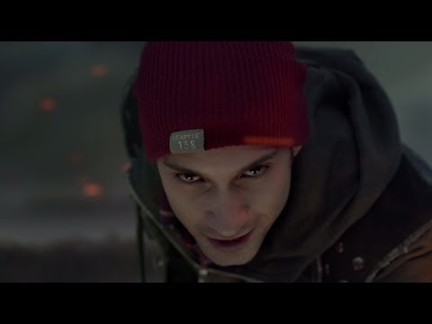 (New) New | infamous second son - official live action trailer | #4theplayers