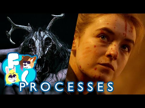 (HD) The wretched + a good woman is hard to find   film critters processes