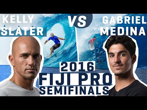 (Ver Filmes) Pumping cloudbreak - kelly slater battles gabriel medina - 2016 fiji pro | full heat replay