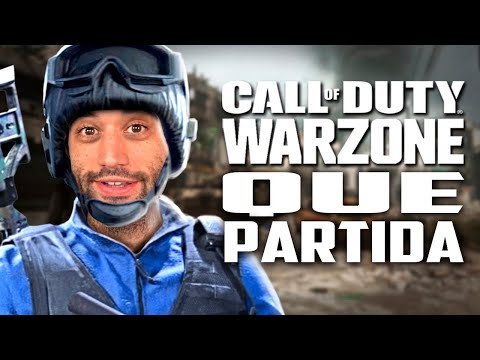 (New) Call of duty: warzone - que partida meus amigos